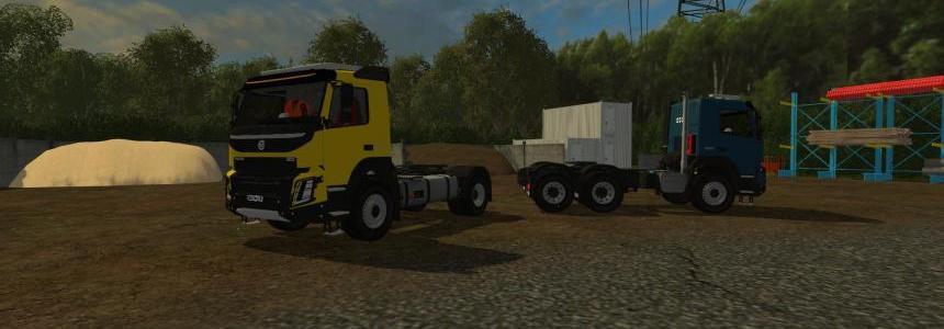 Vovlo FMX Tracteur v1.0