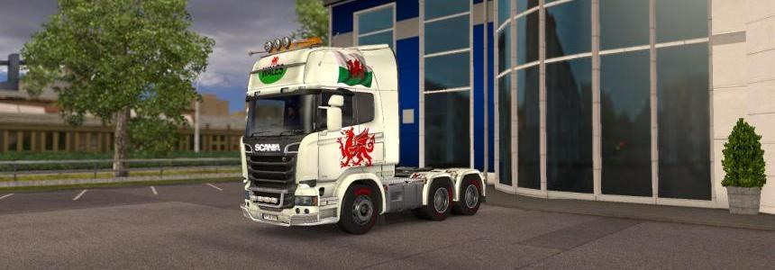 Welsh scania skin 1.22