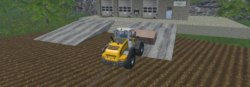 Wood processing Pack2 v1.0