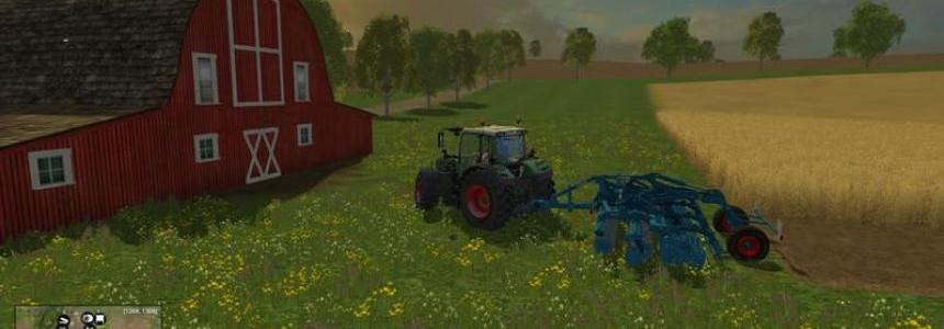 XML for Lemken Rubin v1.1