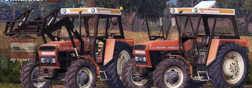 Zetor 10145 Turbo Full