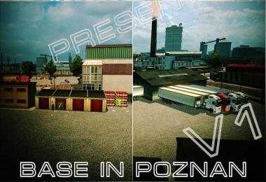 Base in Poznan v1.0 by WGT MODS