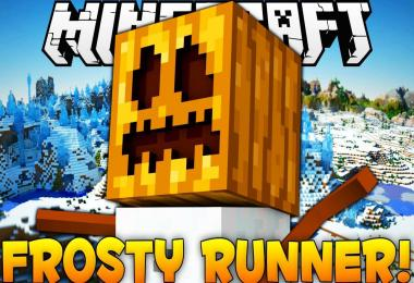 Frosty Runner Map 1.8.8
