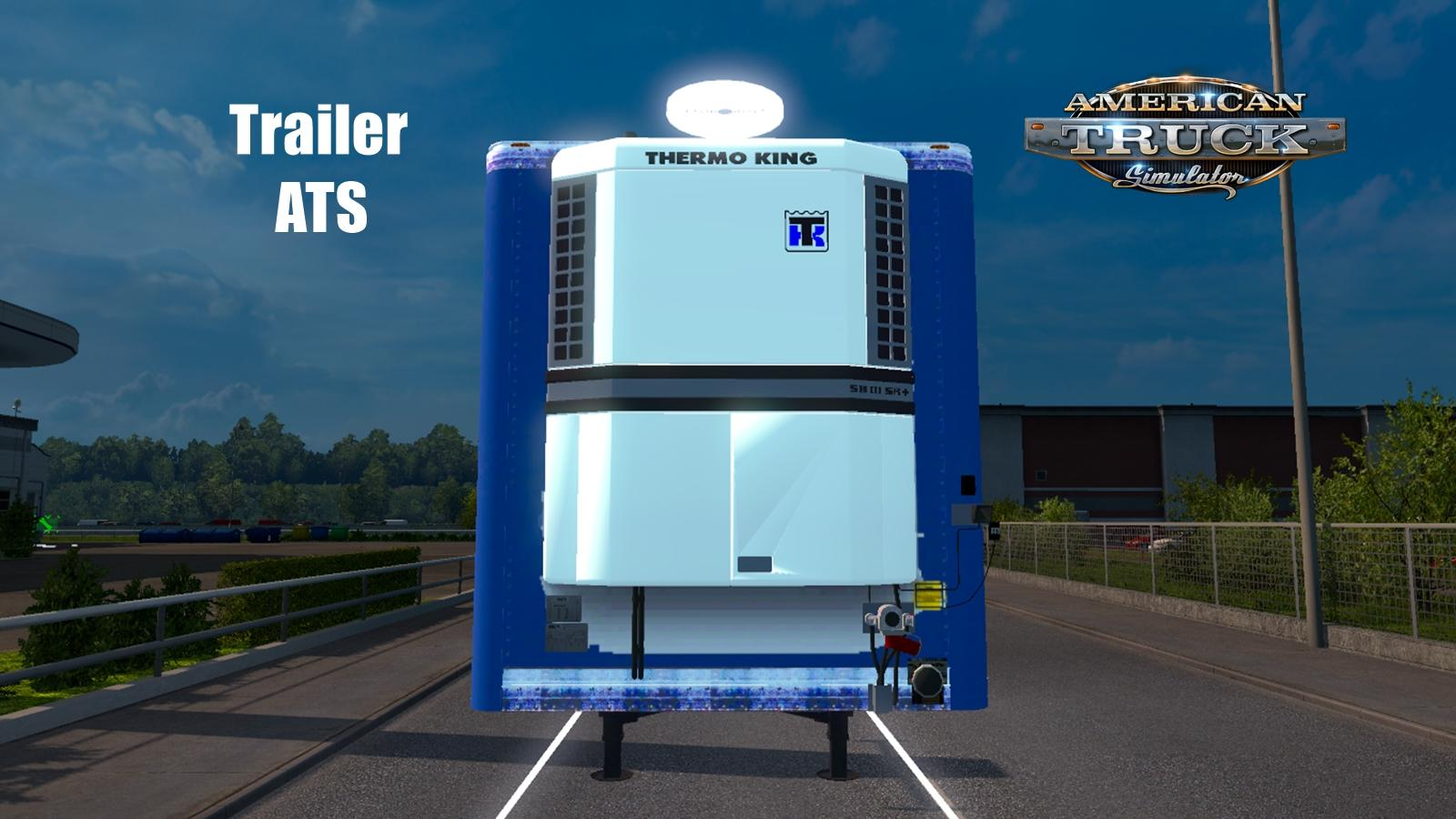 Trailer American Truck Simulator Beta 1.22 - Modhub.us