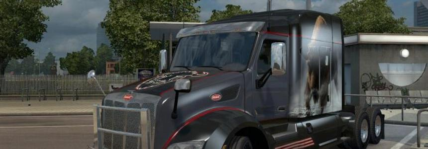 Peterbilt 579 Reworked 1.22.x