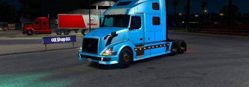 28 Trucks Xenon Light Turquoise & Light Green Pack