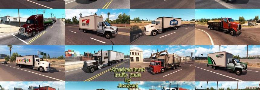 Truck Traffic Pack by Jazzycat v1.3