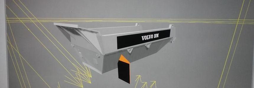 3D MODELS + CHASSIS FOR TIPPER DUMPER VOLVO A25