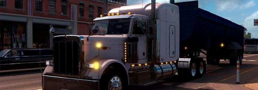 Freightliner Classic XL for ATS (by H.Trucker)
