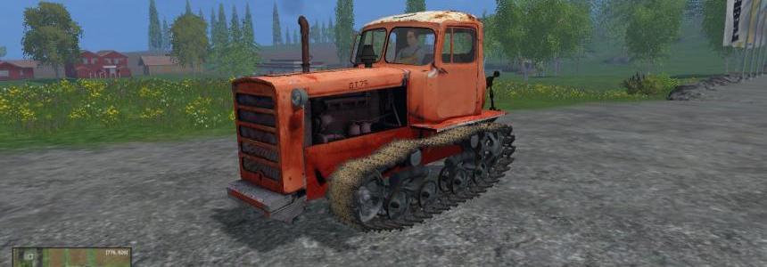 DT-75 Kazakhstan v1