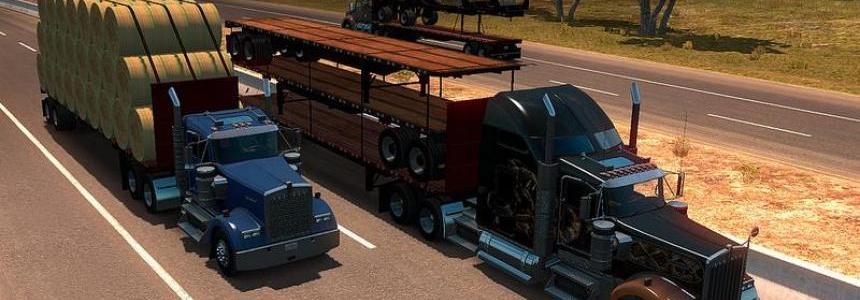 5 News Cargo FlatBed v1