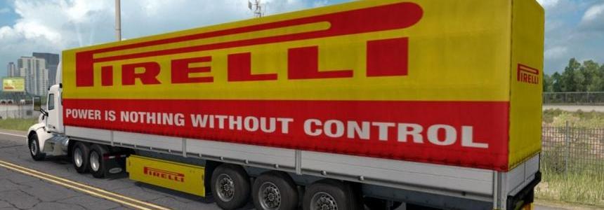 Pirelli standalone trailer