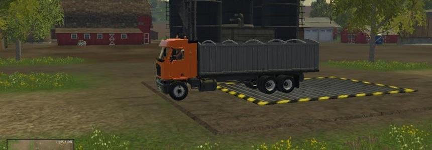 Freightliner Argosy Grain Truck v1.0