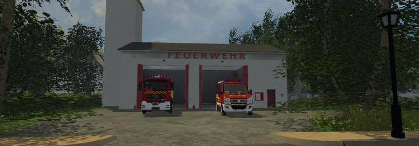 Fire department v1.0