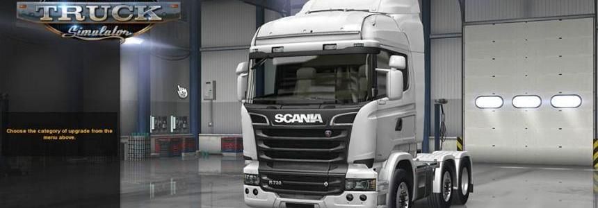 Scania Streamline v1.0.0