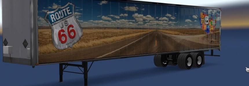 Route 66 Trailer v1.0.0