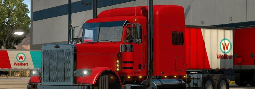 Peterbilt 389 + Optional