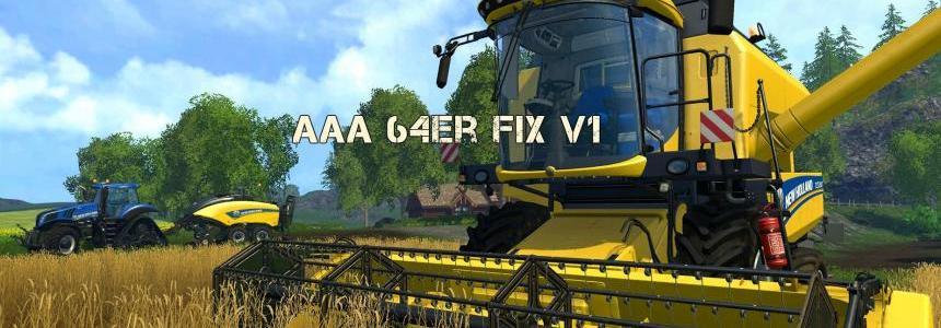 AAA 64er Fix v1