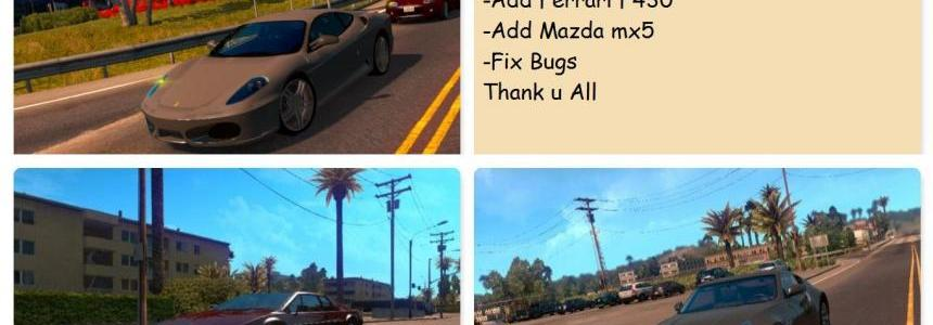 AI Traffic Mod Pack v1.0