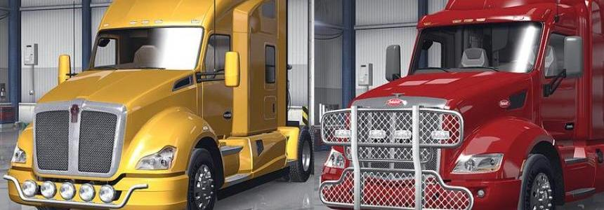 ATS Truck Accessories FIX 1.1.1