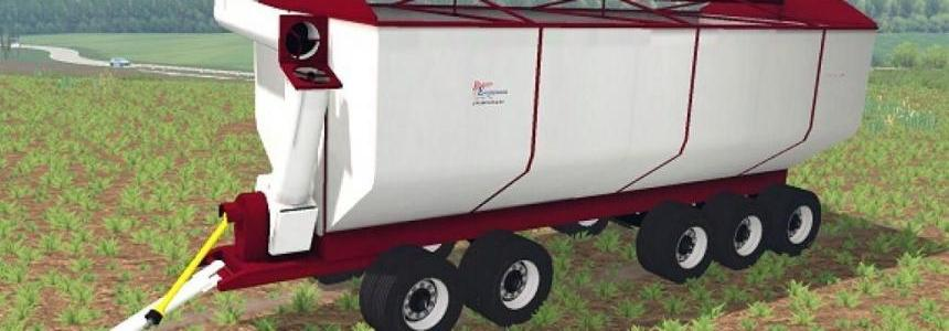 Barber Mother Bins Trailer v1.0