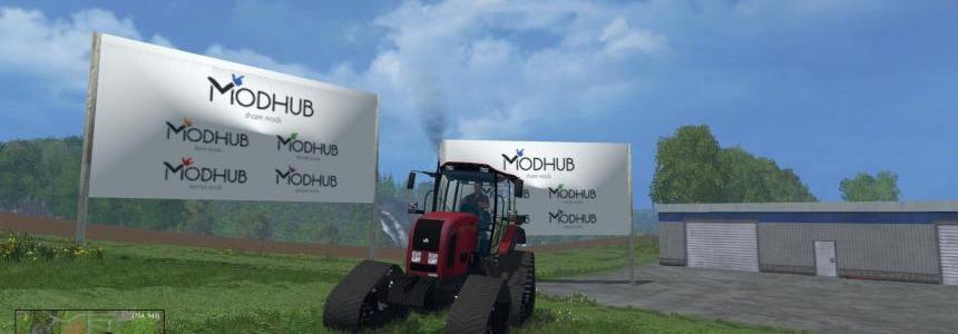 Belarus MTZ 2022 CRAWLER v1.0