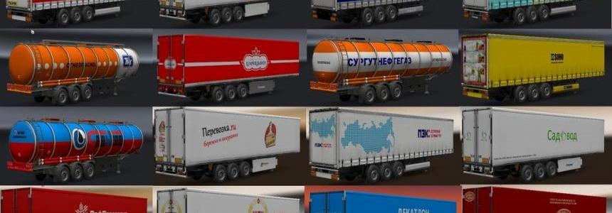 Big Russian Trailers Pack