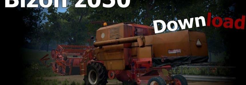 Bizon Z050/Z056 Skladak v1.0