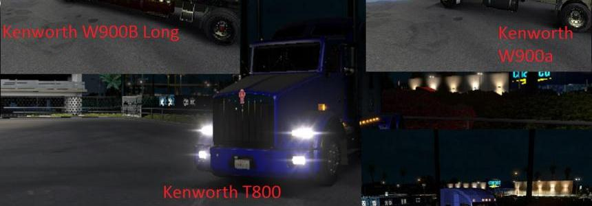 Blue Headlights For Trucks 0.9.1.3