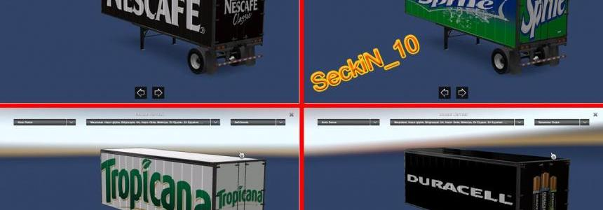 Box Trailer (short-long) v1.0.0