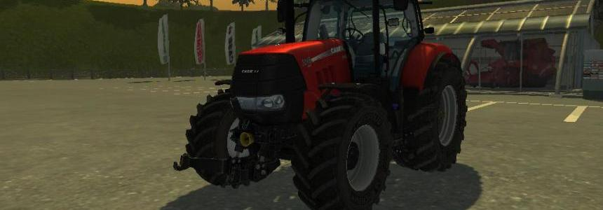 Case IH Puma  230 with dirt mod