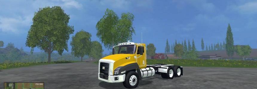 CAT Truck 660 v1.0