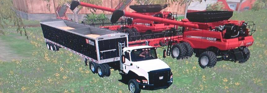 Cat Truck 660 v1