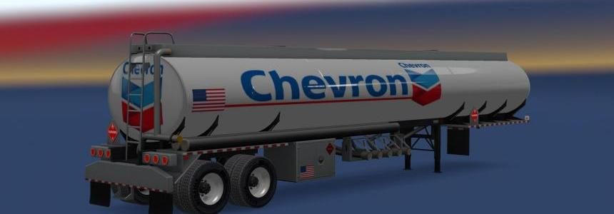 Chevron Trailer