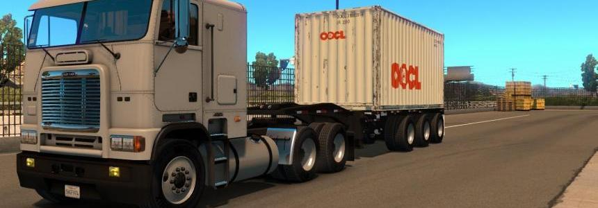 Container 20ft 3 Axles v1.0.0