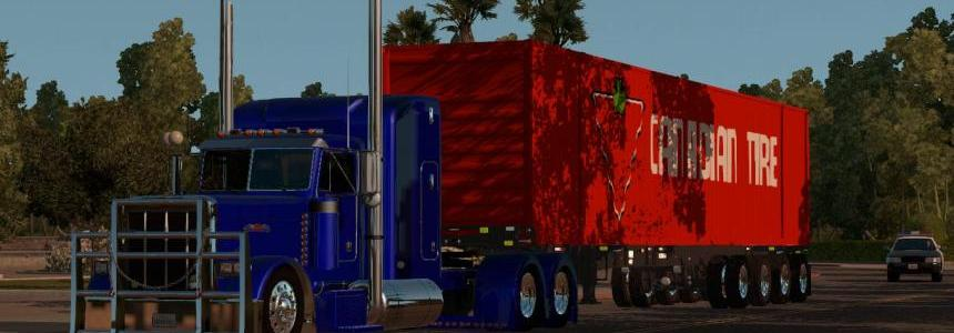 Container 53 ATS, ETS v1.0