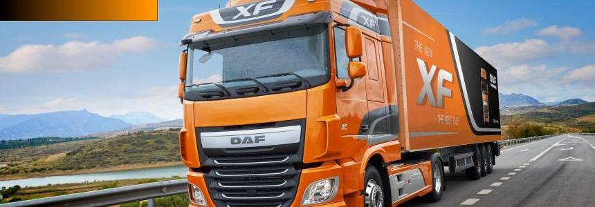 DAF XF Euro 6 Sound Pack
