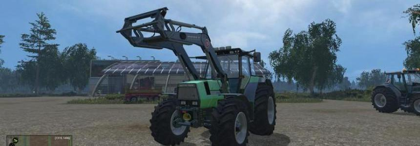 Deutz AgroStar Little Black Beast v2.0