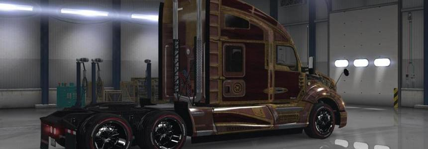 Exhaust smoke for ATS v1.1