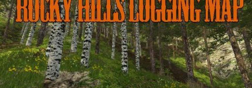 FDR Logging - Rocky Hills Logging Map