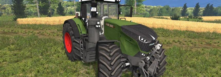 Fendt 1050 Vario Washable