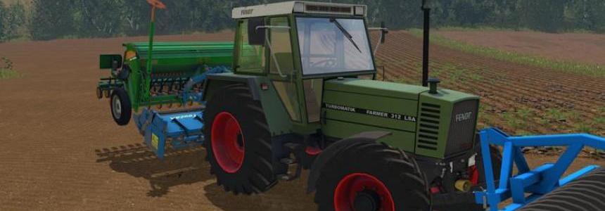 Fendt Farmer 310 312 LSA v3.0.02