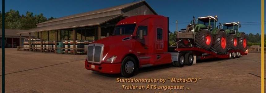 Fendt Tractors ATS v1.0.0