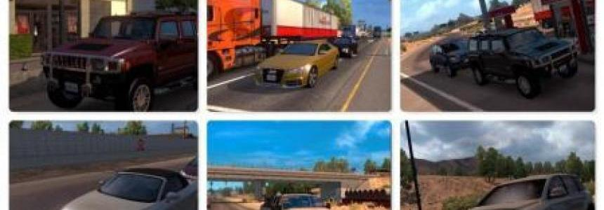 Fix for Taina95's AI Traffic Mods Pack v0.5