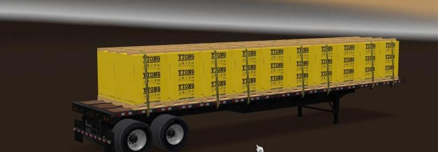 Flatbed Trailer Cargo Pack v1.0