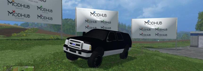 Ford Excursion v1