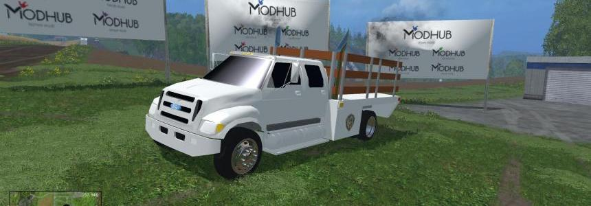 Ford F-650 StakeBed V1.0
