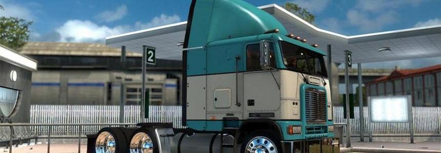 Freightliner FLB Custom Skin