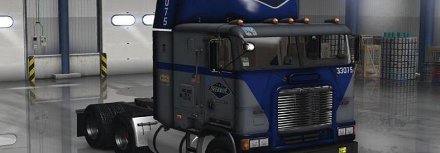 Freightliner FLB OVERNITE v1.0