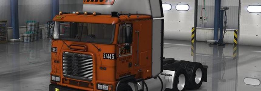 Freightliner FLB Yellow v1.0